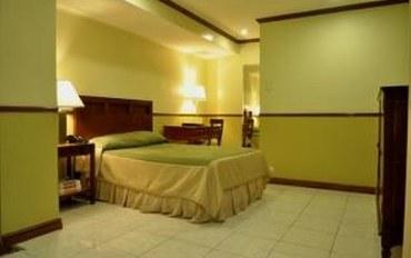 马尼拉酒店公寓住宿:花园广场精品套房