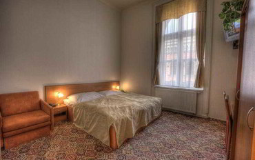 布拉格酒店公寓住宿:城市时尚客栈