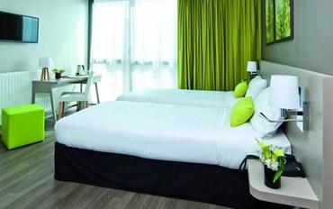 雷恩酒店公寓住宿:雷恩精品公园套房公寓