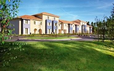 波尔多酒店公寓住宿:圣简拉克波尔多村公园套房