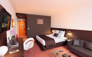 格勒诺布尔酒店公寓住宿:格勒诺布尔阿尔佩克斯博典雅公园套房公寓