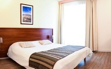 格勒诺布尔酒店公寓住宿:渣油格雷内特公寓