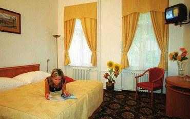 布拉格酒店公寓住宿:布拉格城市俱乐部
