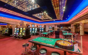 蓬塔卡纳酒店公寓住宿:佩斯塔纳阿尔沃尔普拉亚海滩和高尔夫赌场度假村