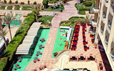 古尔代盖酒店公寓住宿:金图水上公园海滩度假村