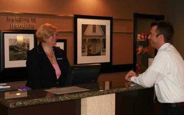 伯明翰(阿拉巴马州)酒店公寓住宿:伯明翰东I-20州际公路汉普顿套房