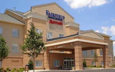 伯明翰(阿拉巴马州)酒店公寓住宿:伯明翰富尔顿戴尔/I-65州际公路费尔菲尔德套房