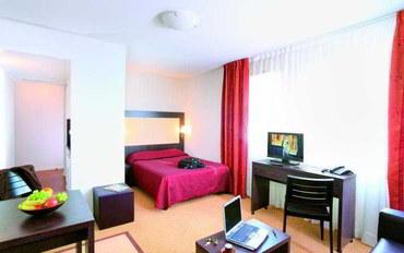 南特酒店公寓住宿:南特亚特兰蒂斯公园优雅套房