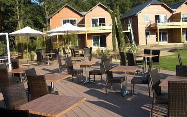图尔酒店公寓住宿:乐雷莱普莱西水疗度假村