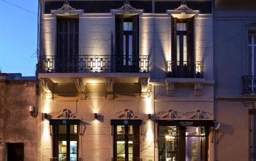 布宜诺斯艾利斯酒店公寓住宿:圣太摩豪华套房