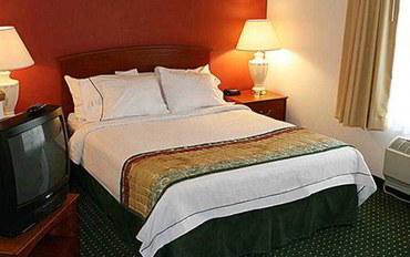 奥格登(密歇根州)酒店公寓住宿:盐湖城莱顿广场套房