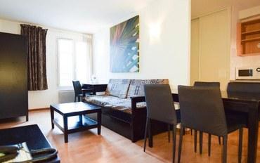 米卢斯酒店公寓住宿:渣油姆豪斯中央公寓