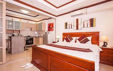 普吉岛酒店公寓住宿:毗邻巴东的度假屋