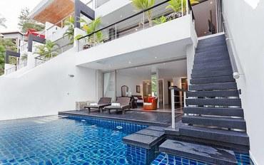 普吉岛酒店公寓住宿:普吉岛三室豪华度假屋