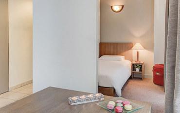 勒芒酒店公寓住宿:勒芒中心城市公寓