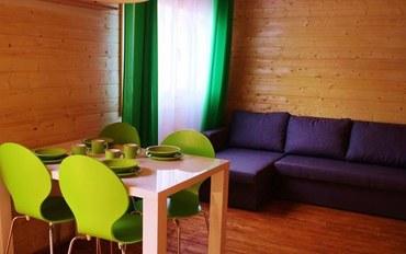 波罗的海岸酒店公寓住宿:欧尼克斯小木屋
