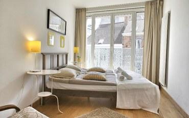 布鲁塞尔酒店公寓住宿:歌剧住宅