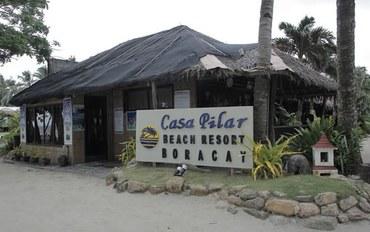 长滩岛酒店公寓住宿:长滩岛卡莎皮拉海滩度假村
