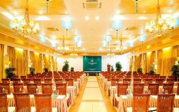 岘港酒店公寓住宿:棕榈花园海滩水疗度假村