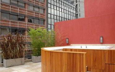 布宜诺斯艾利斯酒店公寓住宿:费尔蒂利亚市中心公寓