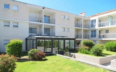 普罗旺斯地区艾克斯酒店公寓住宿:欧达利斯埃克斯夏尔特斯公寓