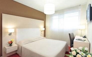 蒙彼利埃酒店公寓住宿:蒙佩里尔公园套房优雅公寓