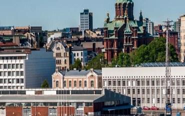 赫尔辛基酒店公寓住宿:赫尔斯登赫尔辛基理事公寓