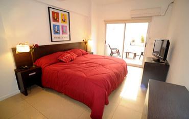 布宜诺斯艾利斯酒店公寓住宿:翠贝卡一室精品公寓