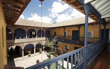 库斯科酒店公寓住宿:坦博德尔阿列罗公寓