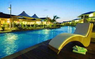 拜伦湾(新南威尔士州)酒店公寓住宿:史蒂芬斯港奥克斯蓝太平洋度假村