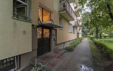 华沙酒店公寓住宿:尼斯卡P&O公寓