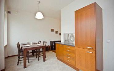 华沙酒店公寓住宿:田园P&O公寓