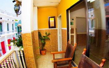 卡塔赫纳酒店公寓住宿:马林家庭旅馆