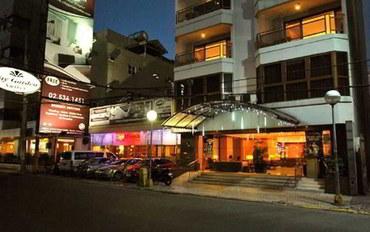 马尼拉酒店公寓住宿:城市花园套房