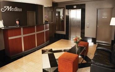 悉尼酒店公寓住宿:梅迪纳马丁广场服务公寓
