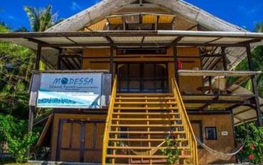 巴拉望岛酒店公寓住宿:摩德萨岛度假村