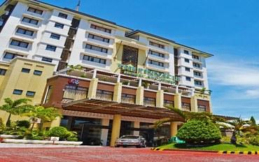 达沃酒店公寓住宿:品尼套房公寓