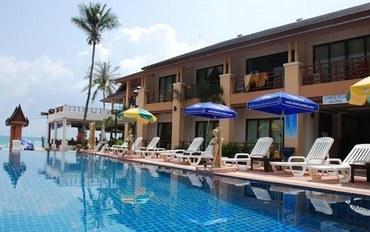 帕岸岛酒店公寓住宿:日出度假村
