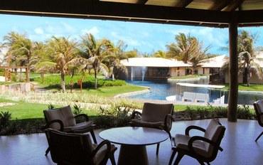 福塔莱萨酒店公寓住宿:多姆佩德罗拉古纳海滩别墅和高尔夫度假村