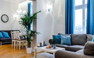 克拉科夫酒店公寓住宿:波德瓦维尔姆公寓