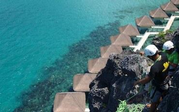 巴拉望岛酒店公寓住宿:埃普利泰泰岛爱妮岛度假村