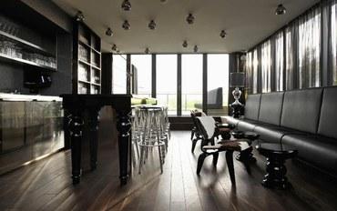 不来梅酒店公寓住宿:昂贝弗拉斯设计公寓
