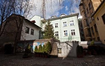 克拉科夫酒店公寓住宿:奇兹海伦娜水晶套房