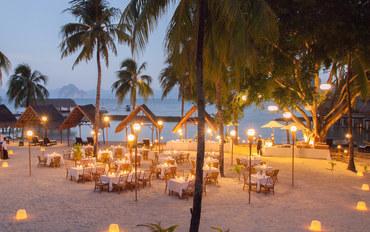 巴拉望岛酒店公寓住宿:米尼洛岛爱妮岛度假村