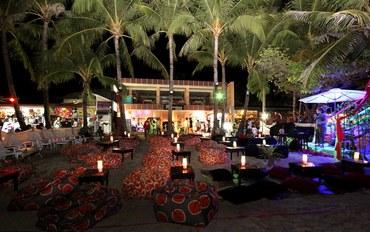 长滩岛酒店公寓住宿:竹子海滩度假村