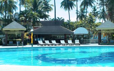 达沃酒店公寓住宿:水畔岛屿度假村