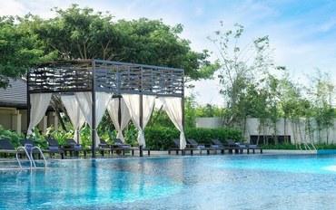 宿务酒店公寓住宿:深红海滩温泉度假村-宿务马克坦岛