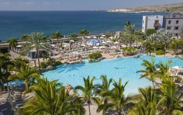 大加那利岛酒店公寓住宿:洛普森伯爵度假别墅及红珊瑚海水浴疗中心