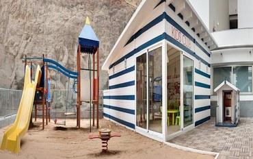 大加那利岛酒店公寓住宿:滨海套房公寓