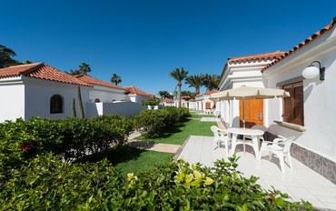 大加那利岛酒店公寓住宿:厄沃金色花园套房